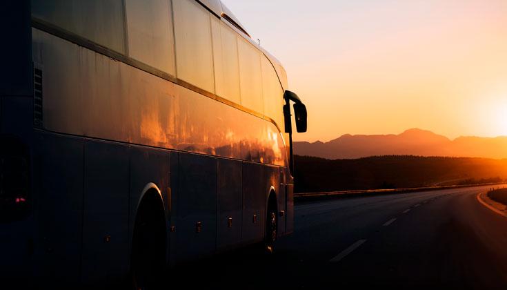 viaje en bus a morelia